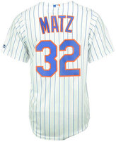 Majestic Men's Steven Matz New York Mets Replica Jersey