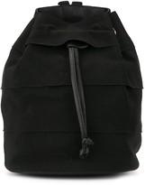 Salvatore Ferragamo Pre Owned Vara drawstring chain backpack Bag