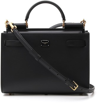 Dolce & Gabbana Sicily 62 Small Top Handle Bag