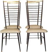 One Kings Lane Vintage Italian Chairs - Set of 4