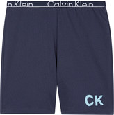 Calvin Klein Logo print cotton-blend shorts 4-16 years