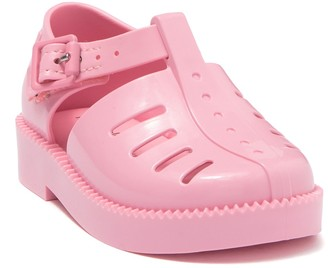 Mini Melissa Aranha Jelly Sandal (Toddler)