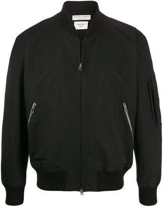 Bottega Veneta Zipped Bomber Jacket
