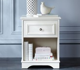 Pottery Barn Kids Fillmore Nightstand, Simply White