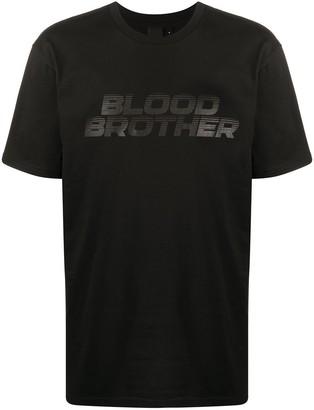 Blood Brother Obsydian Opal crewneck T-shirt