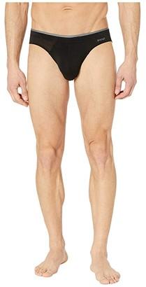 2xist Modal Bikini Brief (Black) Men's Underwear