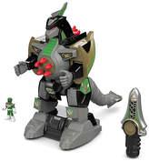 Imaginext Fisher-Price Power Rangers Green Ranger Dragonzord