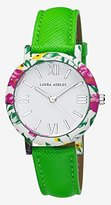 Laura Ashley Women's LA31003GR Analog Display Japanese Quartz Green Watch