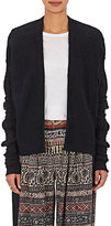 Gary Graham Women's Handknit Cotton-Blend Crochet Cardigan