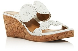 Jack Rogers Women's Lauren Wedge Sandals