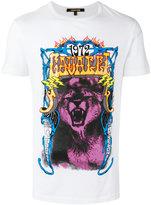 Roberto Cavalli Tiger T-shirt - men - Cotton - L