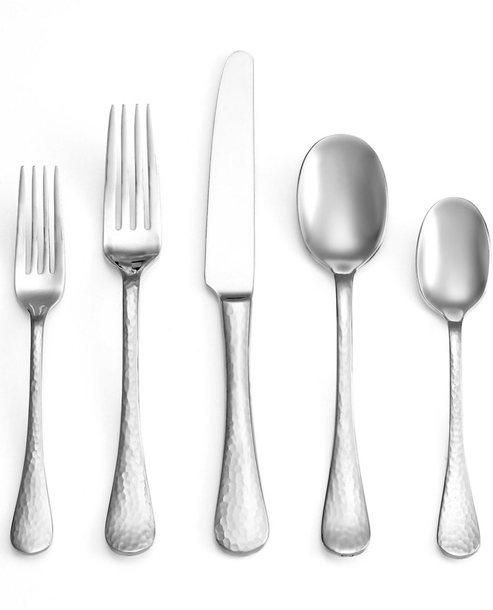Ginkgo Lafayette 20-Pc Flatware Set, Service for 4