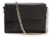 A.p.c. Chain Shoulder Bag in Saffiano