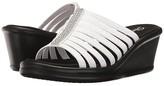 Skechers Rumblers - Hot Shot (White) Women's Shoes
