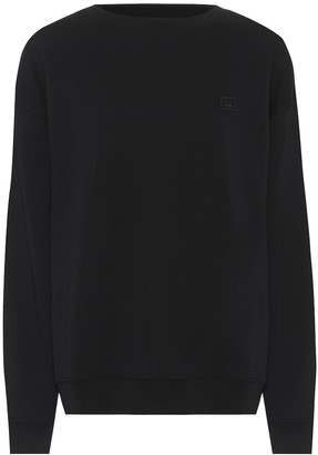 Acne Studios Face cotton sweatshirt