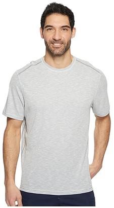 Tommy Bahama Reversible Flip Tide Tee (Bala Shark) Men's T Shirt