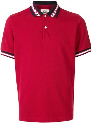 Kent & Curwen Logo Collar Polo Shirt