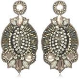 Charm & Chain Suzanna Dai Windsor Drop Earrings