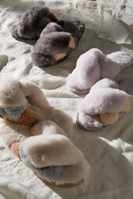 Emu Mayberry Teddy Slippers