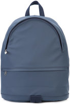 A.P.C. zipped backpack - men - rubber - One Size