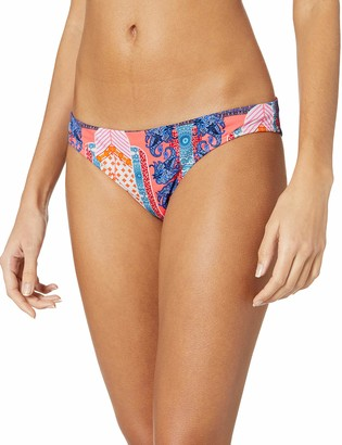 OndadeMar Women's Tillandsia Medium Coverage Bikini Bottom