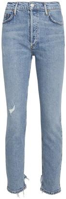 AGOLDE Nico High-Rise Skinny Jeans