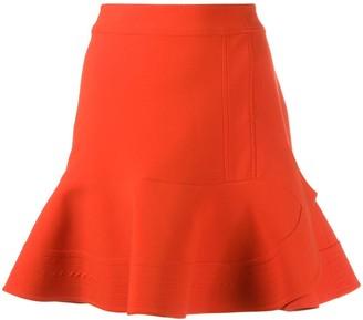 Victoria Victoria Beckham Peplum-Hem Skirt