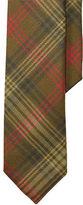 Polo Ralph Lauren Tartan Wool Narrow Tie