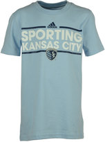 adidas Boys' San Jose Earthquakes Dassler T-Shirt