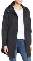 Kristen Blake Women's Hooded Utility Trench Coat