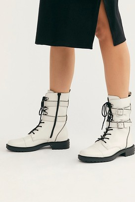 Free People Fp Collection Limitless Lace Up Boots by FP Collection at