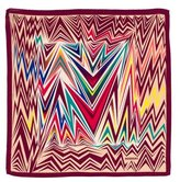 Missoni Silk Chevron Handkerchief