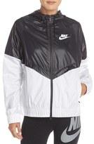 Nike Women's 'Windrunner' Hooded Windbreaker Jacket