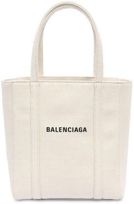 Balenciaga XXS EVERY DAY CANVAS TOTE BAG