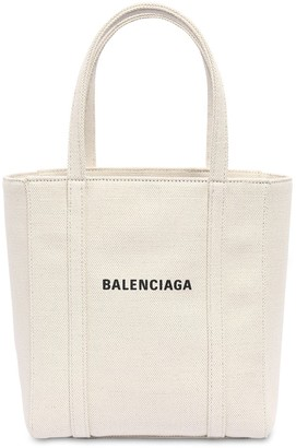 Balenciaga Xxs Every Day Canvas Tote Bag