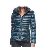 Andrew Marc Ladies' Short Down Jacket Green