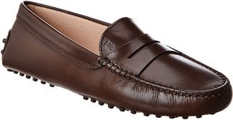 Tod's Gommino Leather Driving Shoe