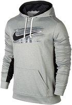 Nike New Men's KO Swoosh Applique Pullover Hoodie