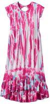 Design 365 Tie-Dye High-Low Dress - Toddler Girl