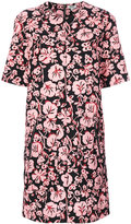 Kenzo floral print shift dress - women - Polyamide/Polyester - 34