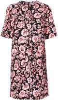 Kenzo floral print shift dress - women - Polyamide/Polyester - 38