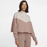 Nike Women's Pullover Hoodie Sportswear Tech Fleece