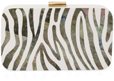 Kayu Lightning Zebra Clutch