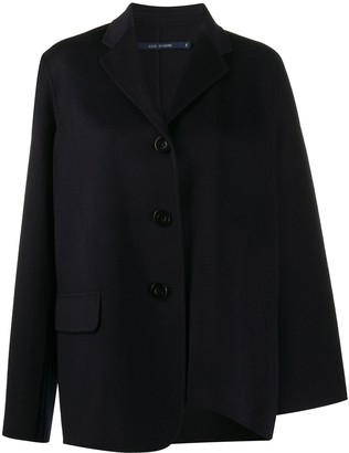 Sofie D'hoore Oversized Single-Breasted Coat