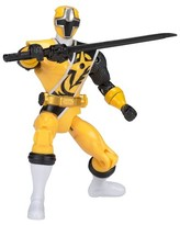 Power Rangers Ninja Steel - Yellow Ranger Action Hero