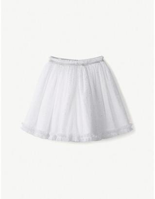 Selfridges Glitter mesh tutu skirt 1-6 years