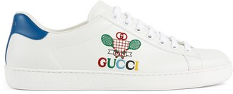 Gucci Men's Ace sneaker with Tennis