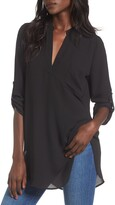 Thumbnail for your product : ALL IN FAVOR Perfect Henley Tunic