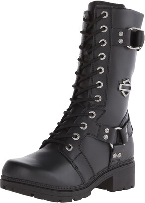 Harley-Davidson Women's Eda Motorcycle Boot