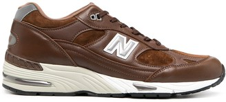 New Balance 991 Made in UK trainers